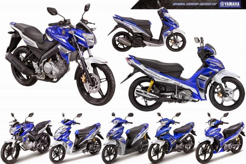 Daftar Harga Motor Yamaha Terbaru 2016