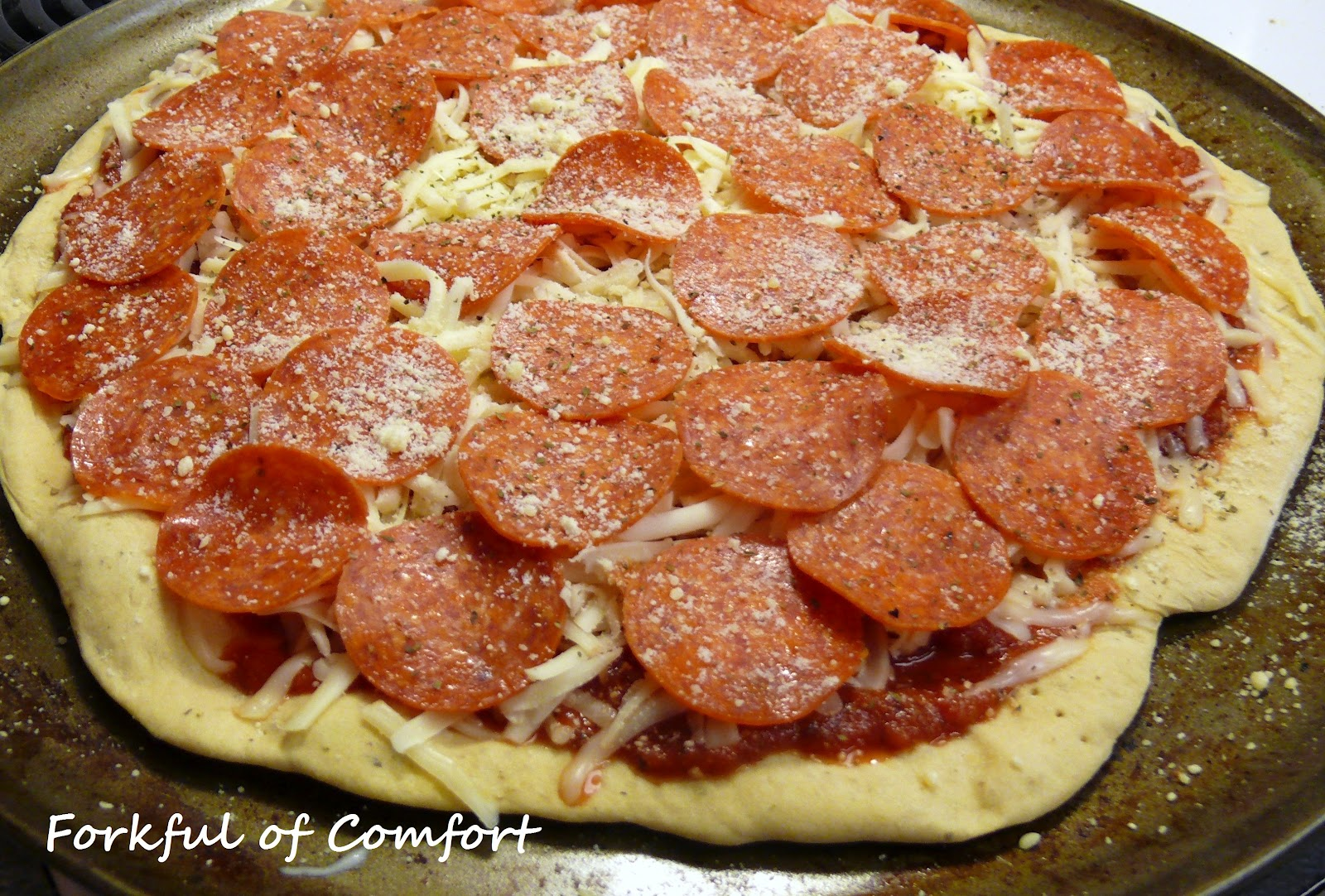 Beer Drinker's Pizza Dough Recipes — Dishmaps