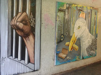 Bristol Graffiti Seagull