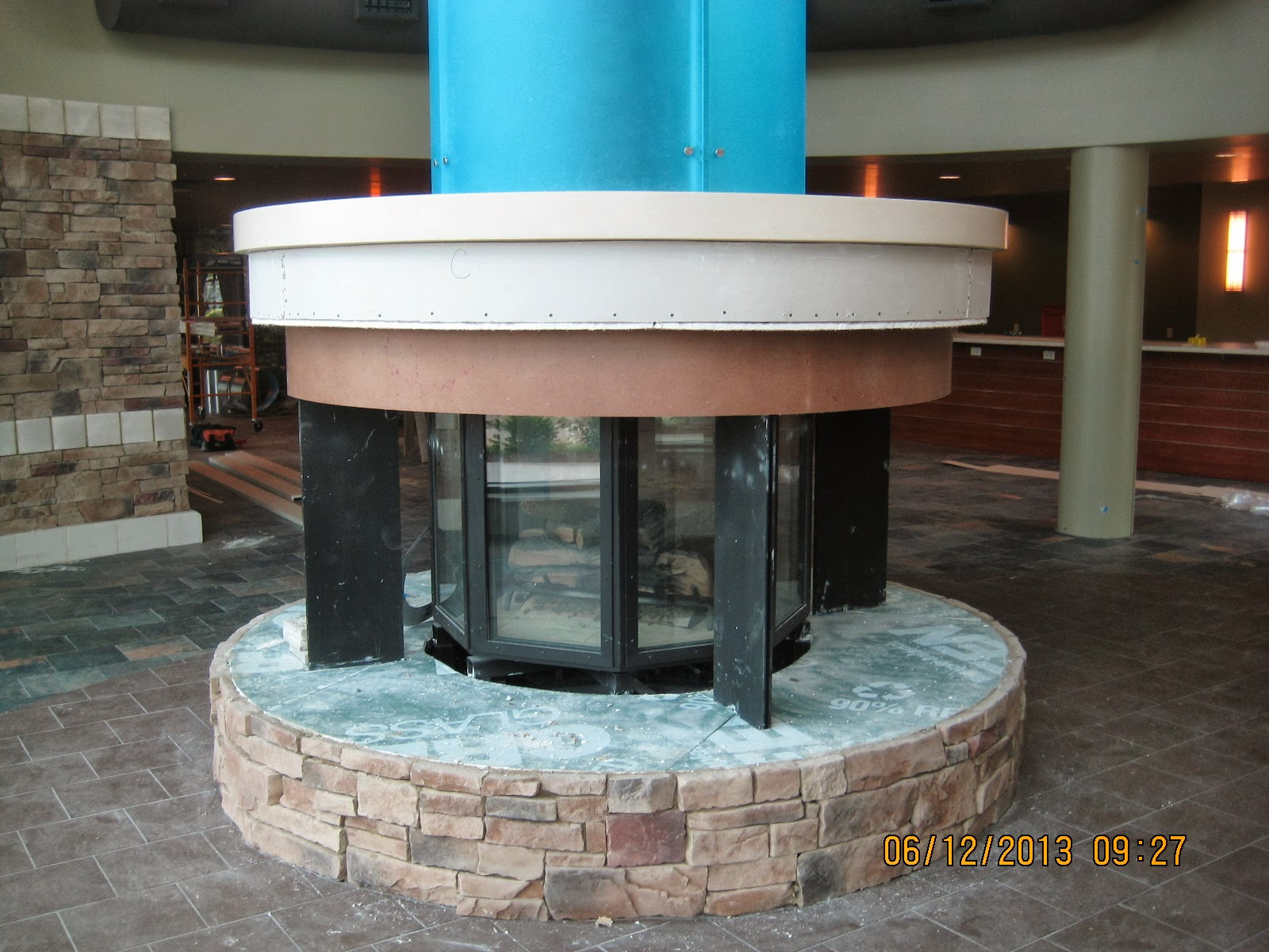 Acucraft fireplaces custom multi sided gas fireplaces for 4 sided fireplace