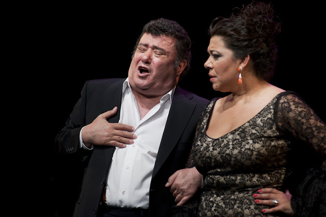 José Menese - Semana Flamenca de Alcobendas - Teatro Auditorio de Alcobendas (Madrid) - 5/6/2010