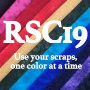 Rainbow Scrap Challenge 2019