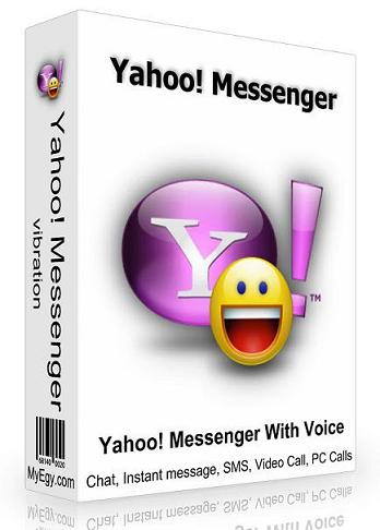 برنامج المسنجر ياهو Yahoo! Messenger 11.0.0.2014 Final لعمل الشات و المحادثات