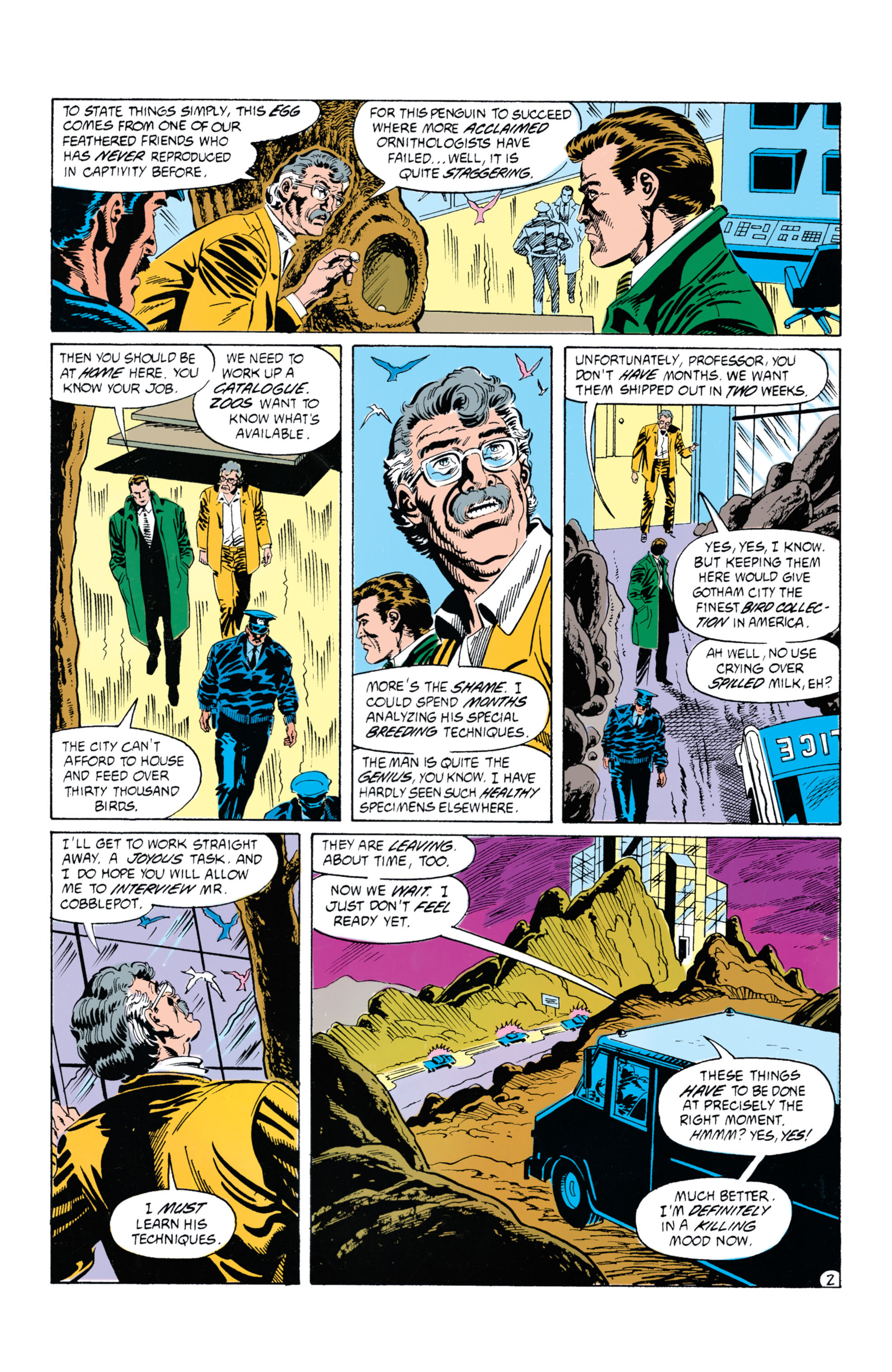 Detective Comics (1937) Issue #628 Page 3