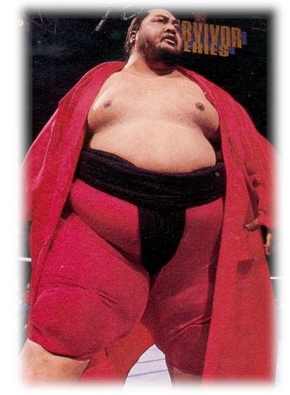 los luchadores más grandes, yokozuna un gigante de la historia para recordar