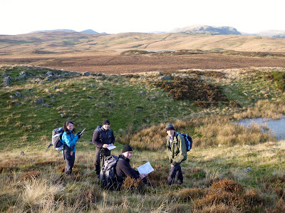 Learn to map read. Lake District Navigation Training Courses with Kendal Mountaineering Services