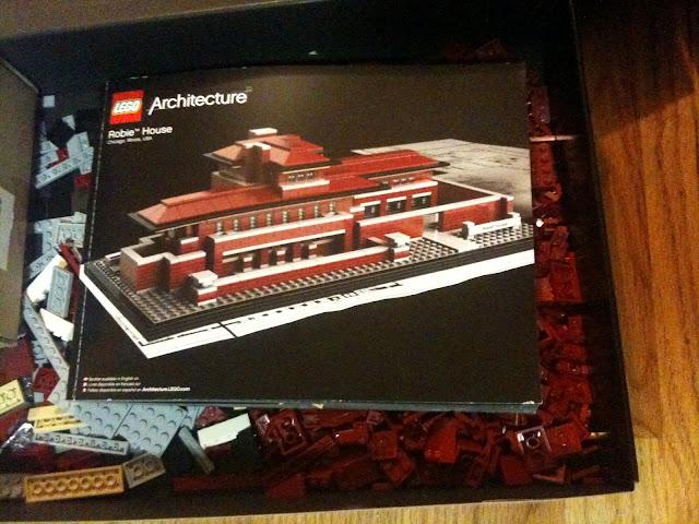 lego architecture: robie™ house | lego