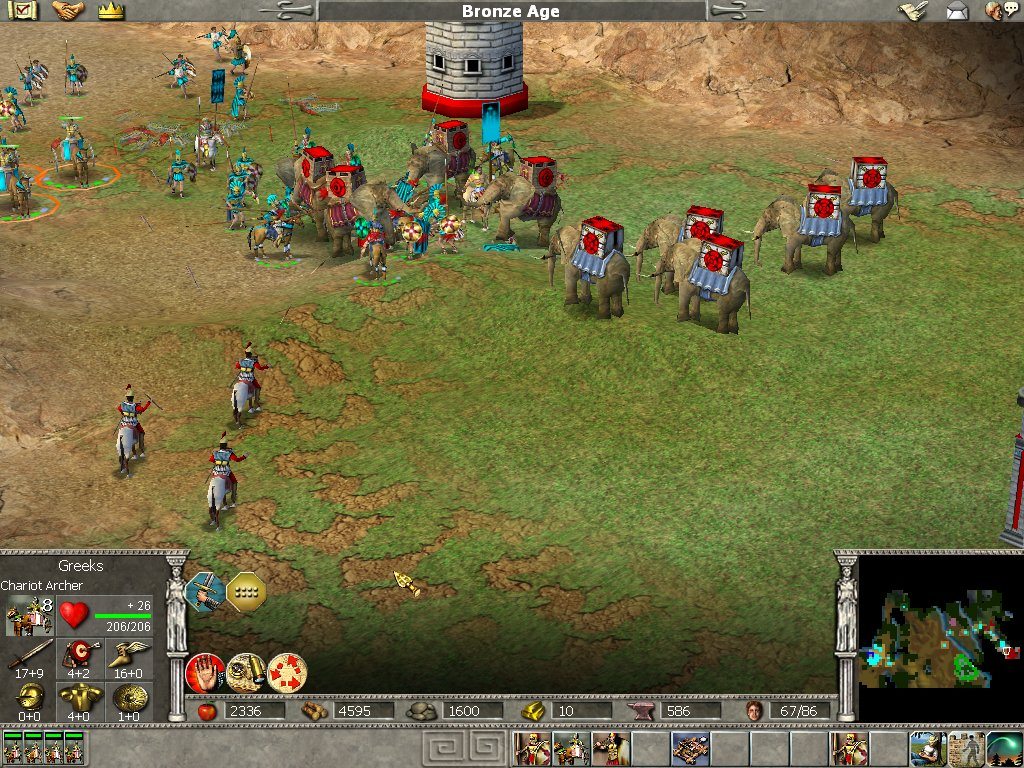 Empire Earth pc