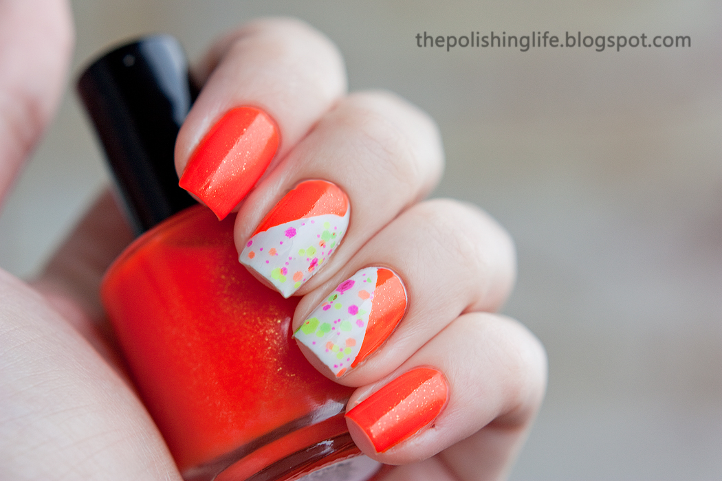 KBShimmer 24 Carrot Bold Lush Lacquer Neon Madness