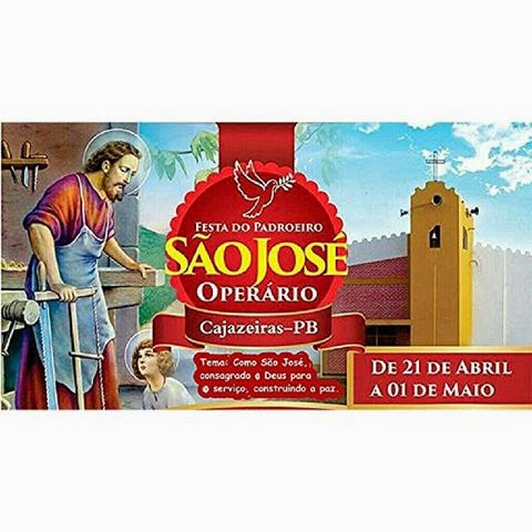 FESTA  DO PADROEIRO DA ZONA NORTE CAJAZEIRAS
