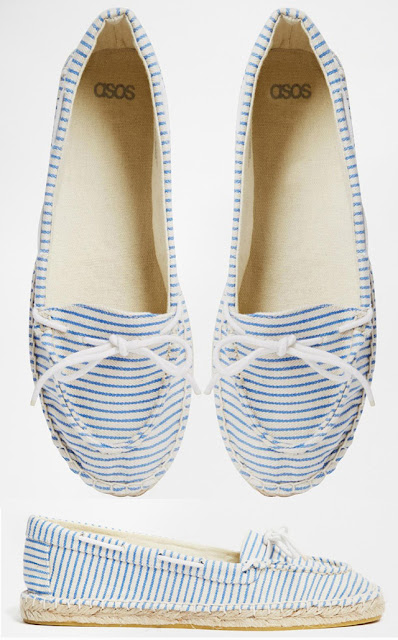 Without espadrille summer is never complete.