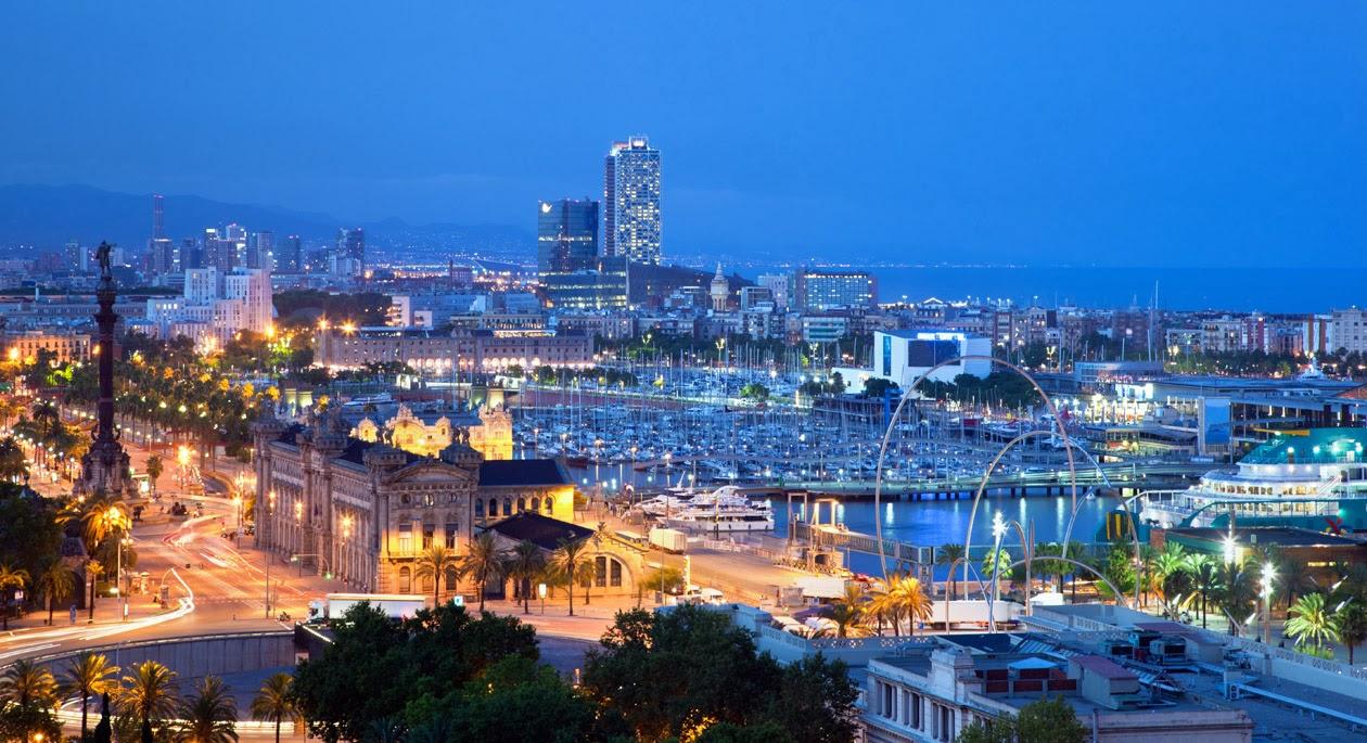 La amplia oferta turística de Barcelona