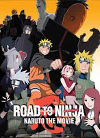 Download Naruto Shippuden The Movie 6 Road to Ninja