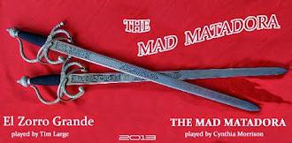 Mad Matadora by Cynthia Morrison
