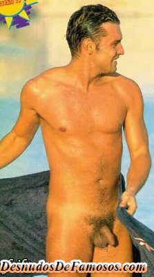 Jesus Vazquez Desnudo