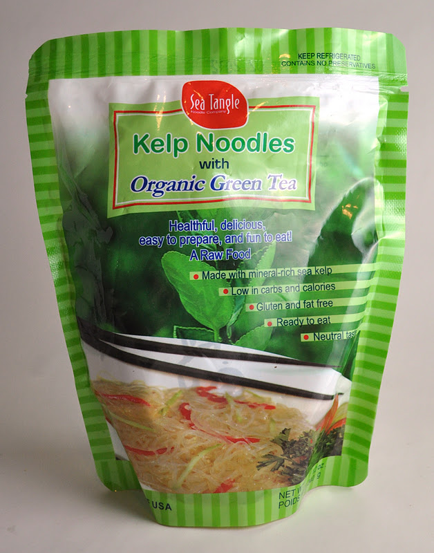 vegan ascent: Kelp Noodles
