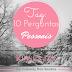 Tag: 10 Perguntas pessoais