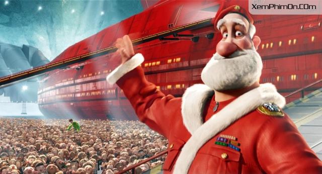 Giáng Sinh Phiêu Lưu Ký, Arthur Christmas
