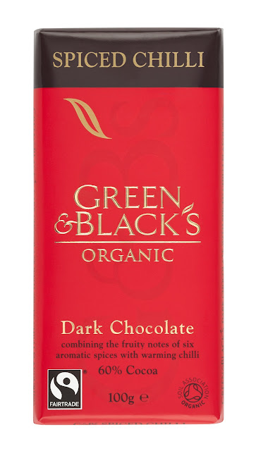 Green & Blacks Spiced Chilli with Dark Chocolate