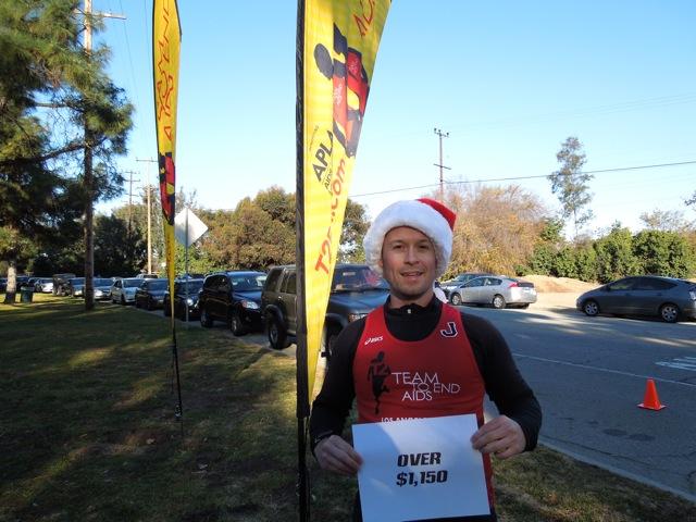 T2 Marathon fundraising