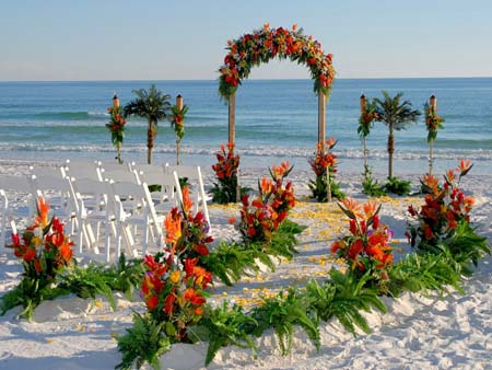 Cheap beach wedding ideas for Cheap beach decorations for the home