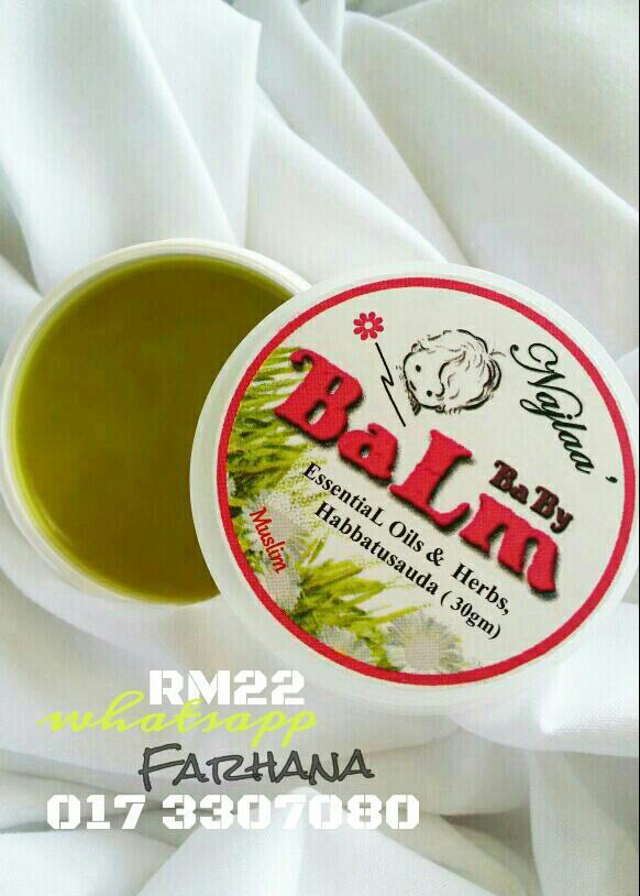 BaBy BaLm NajLaa'
