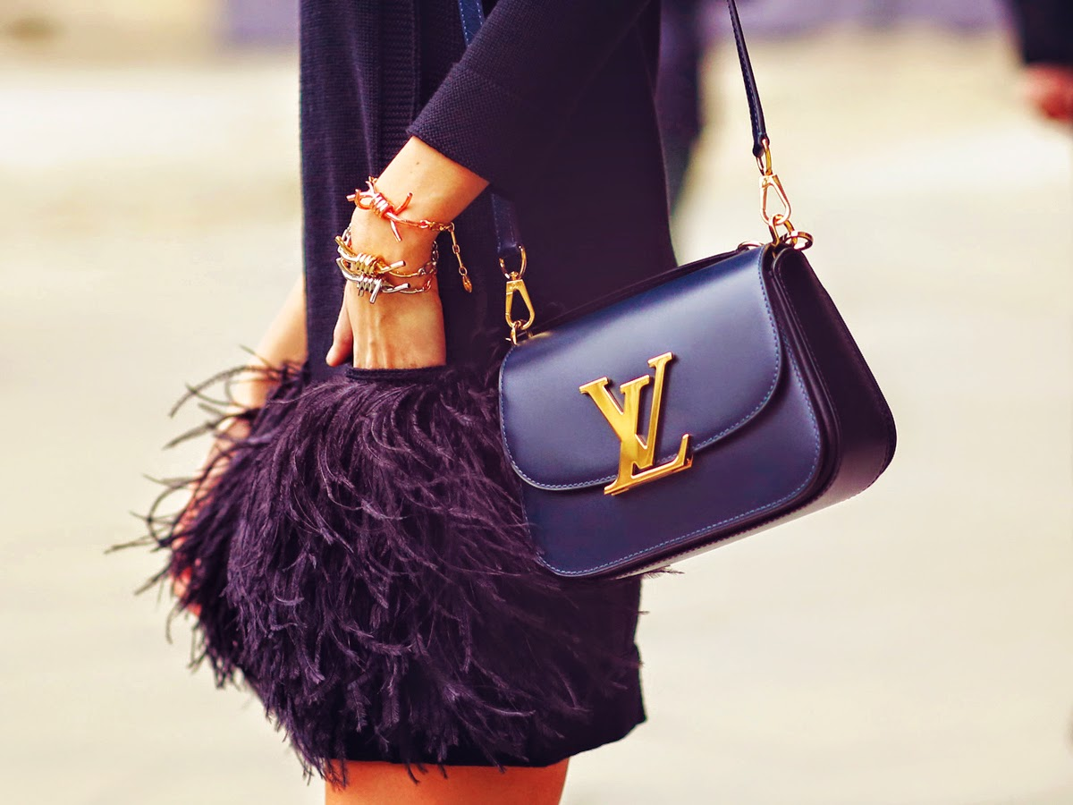 Types of bags: Crossbody - Tipos de carteras: Bandolera