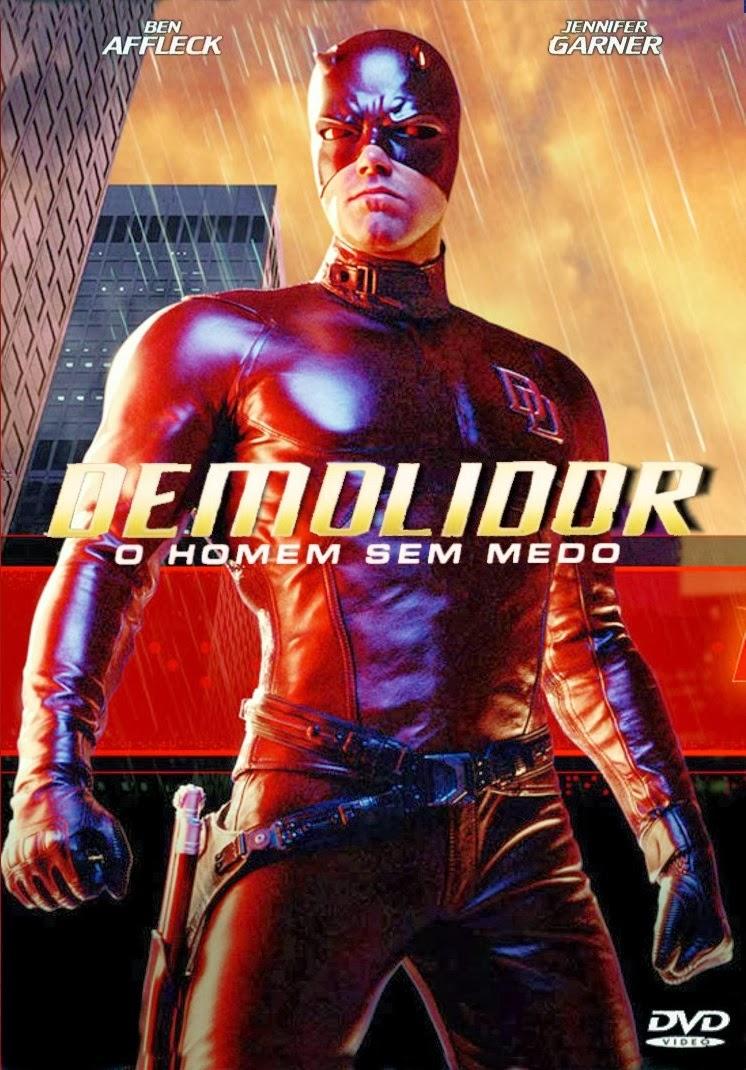 Demolidor: O Homem Sem Medo – Dublado (2003)