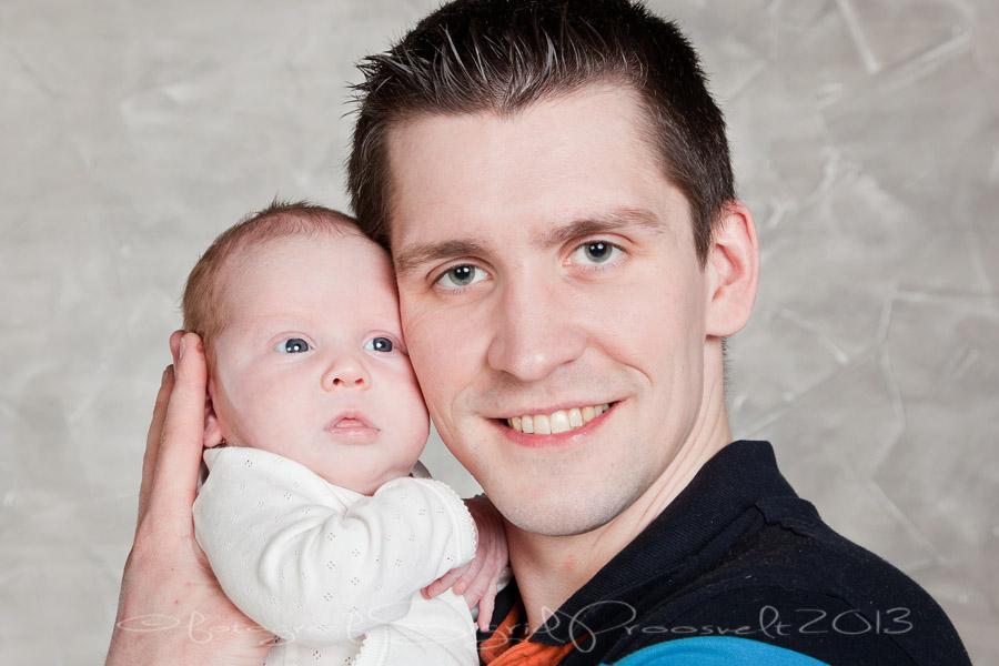 beebi portree isaga
