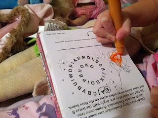 crayon grasp