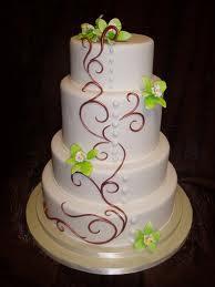 Fondant Wedding Cake Pictures