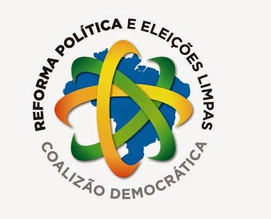 REFORMA POLÍTICA JÁ!