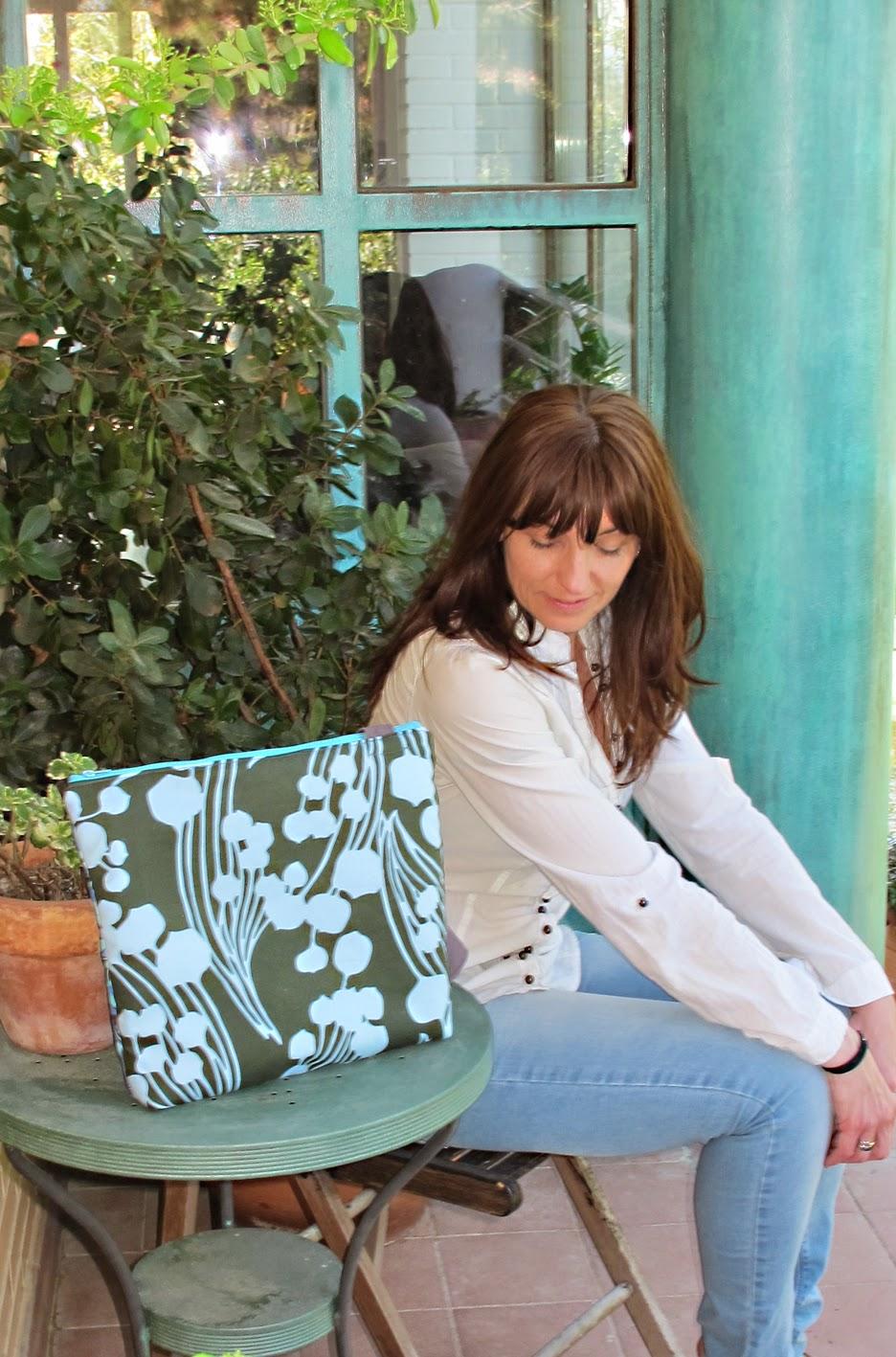 algodon ecológico, bolsos en tela, bolsos, handmade, hecho a mano