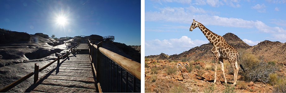 Ynas Reise Blog   Augribies National Park