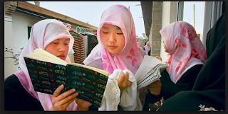 muslimah china cantik
