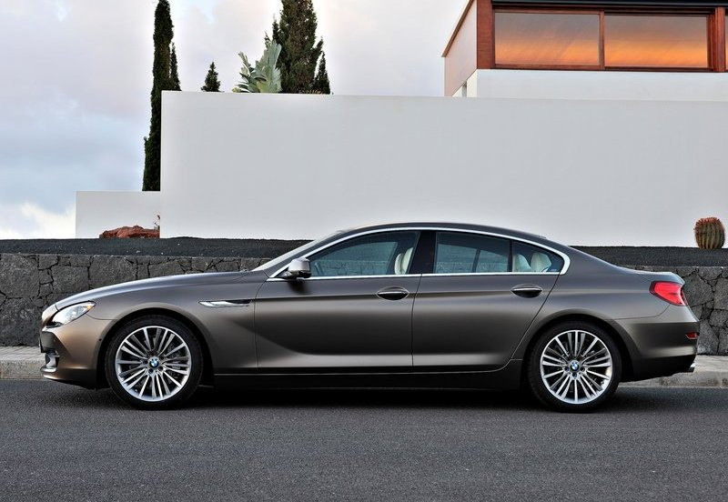 Malaysia Motoring News: BMW revealed 2013 6 Series Gran Coupe