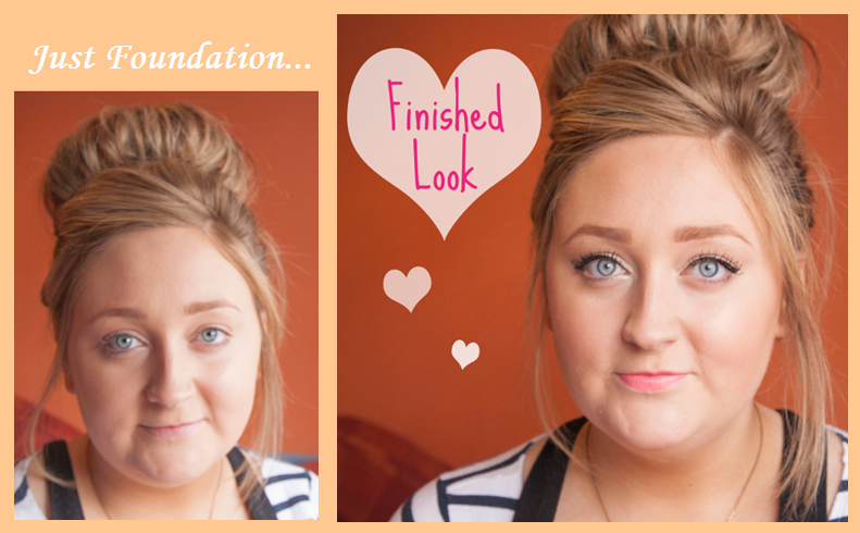 Rimmel Wake Me Up Foundation Review Before After