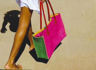 bolsa de palha-bolsa de praia-artesanato de palha de piaçava-artesanato da Bahia-trança de piaçava-artesanato indígena-Bolsa 9