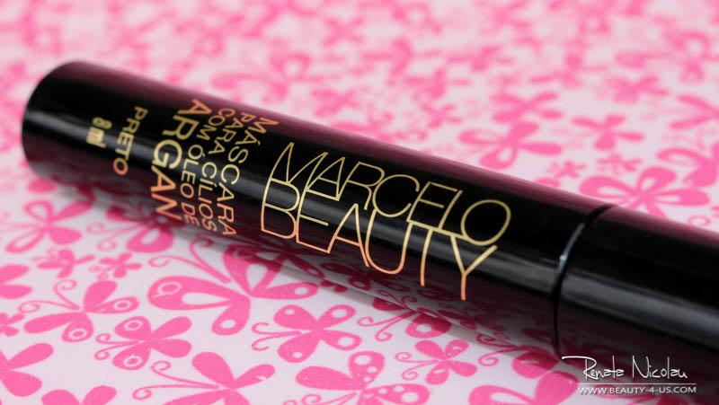Testei: Máscara para cílios Marcelo Beauty