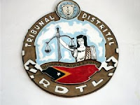 Dili District Court Coat of Arms