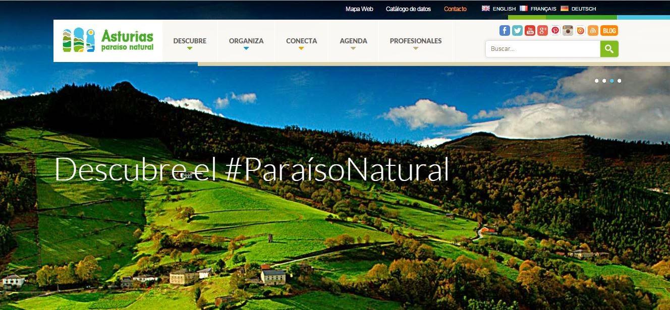 Asturias web
