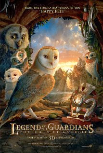 MOVIE HOLLYWOOD Legend of the Guardians: The Owls of Ga'Hoole  Subtitle Indonesia