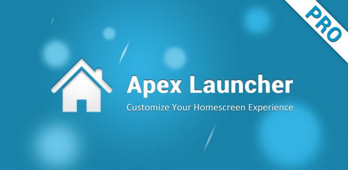 Apex Launcher Pro v2.3.0 Apk İndir