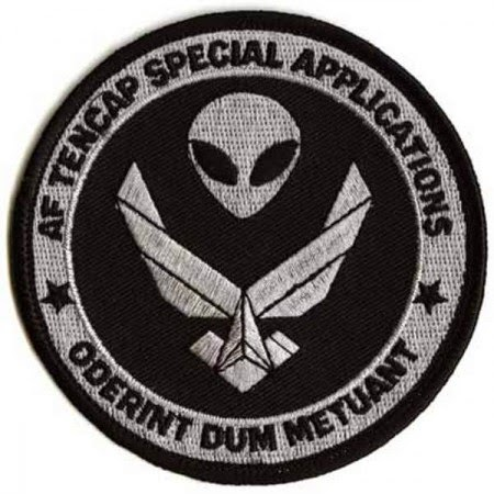 Air Force Tactical Exploitation of National Capabilities (TENCAP) mission patch