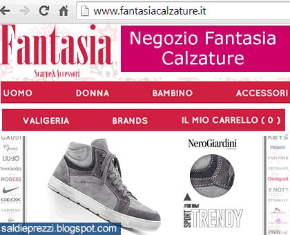15fd989ab60b8 Saldi e Prezzi  Negozio Fantasia Calzature a Ginosa
