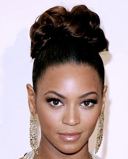 Updo Hairstyle Ideas for 2011 - Celebrity Updo hairstyles