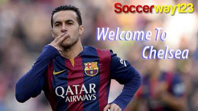 Pedro Gabung Chelsea