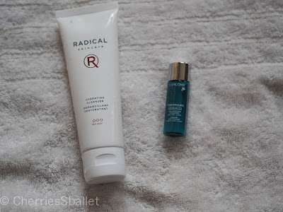 Radical Skincare Hydrating Cleanser, Lancome Visionnaire Serum