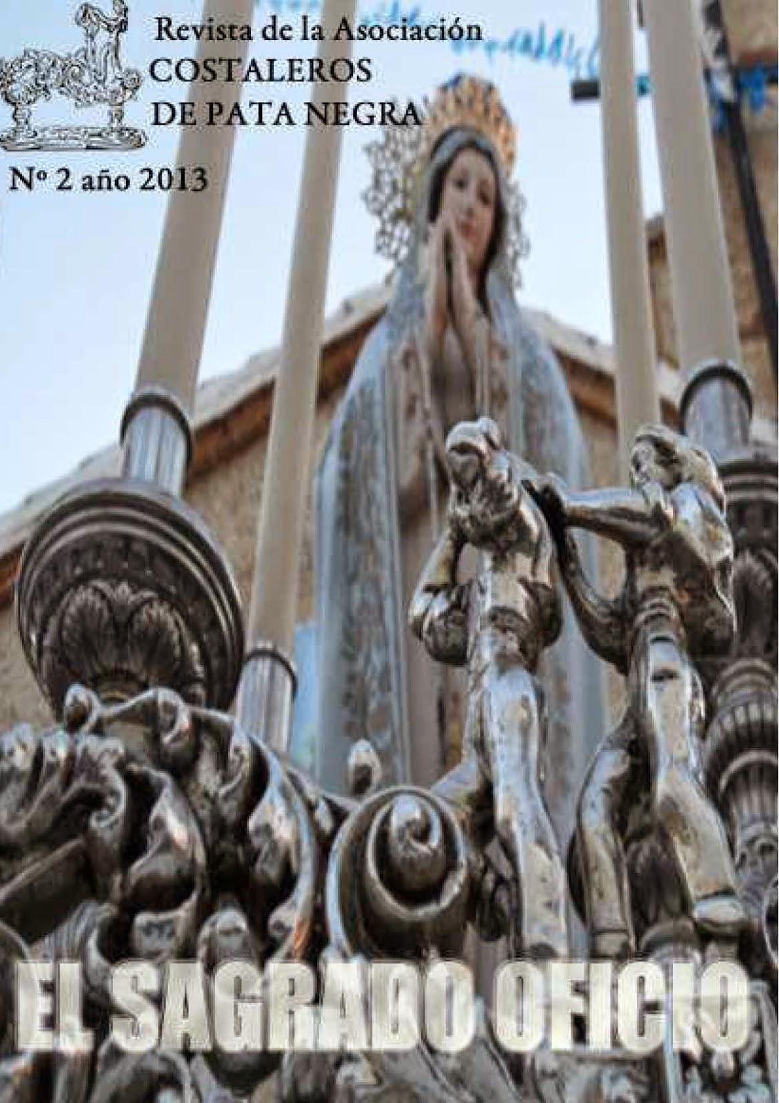 El Sagrado Oficio 2013