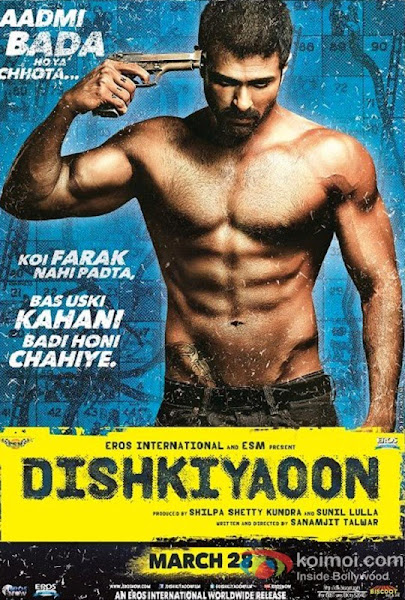 Dishkiyaoon (2014) Movie Poster